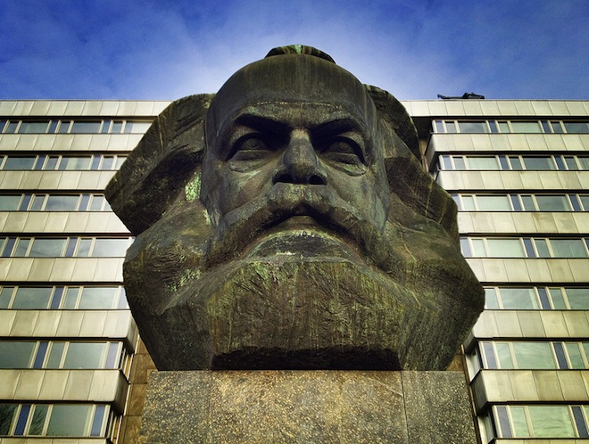 How can the ideology of Marxism be separated from the uses to which it was put?
