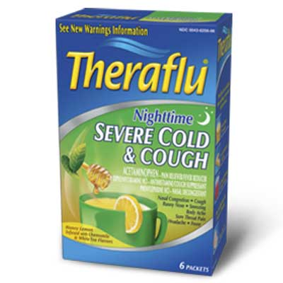 Nighttime Cold and Flu Remedies Rated Best on Viewpoints ...