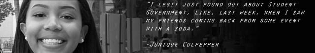 Junique Culpepper Campus Conversations