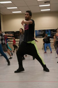 From the football field to the dance studio: Kendell Mays