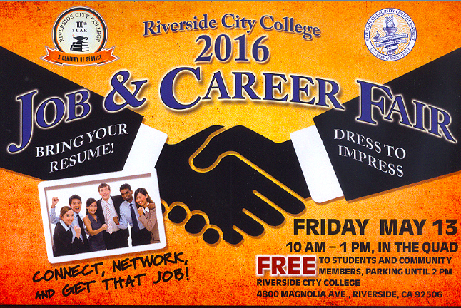 RCC Job Fair Online