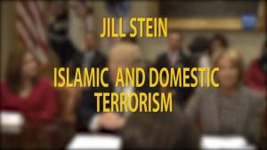 Video: Jill Stein on Islamic & Domestic Terrorism