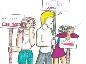 Editorial: Struggling College students seek state support