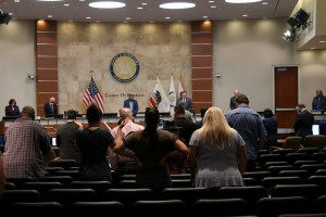 Riverside County Board of Supervisors votes against defying state on reopening businesses