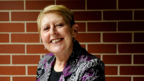 Picture of Australian author Mem Fox