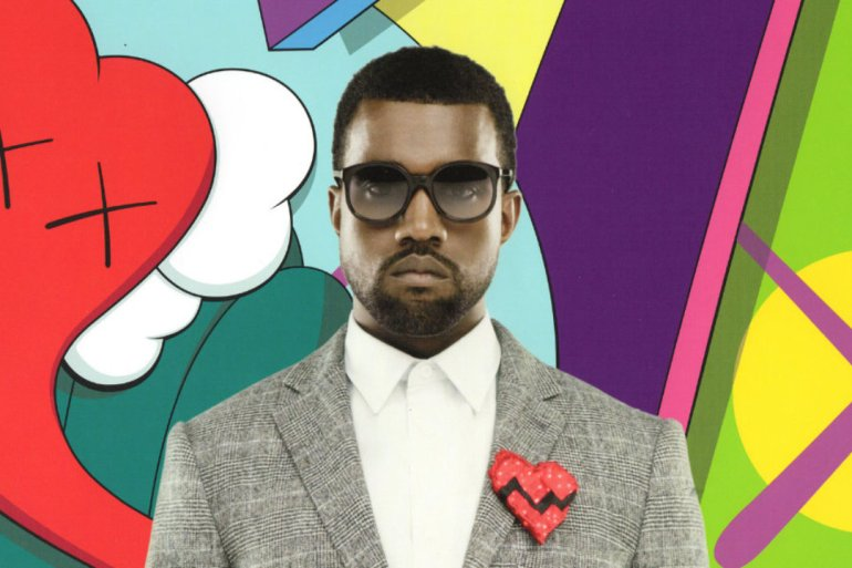 kanye west 808's and heartbreak album influence