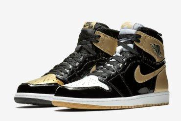Jordan 1 Gold Top 3