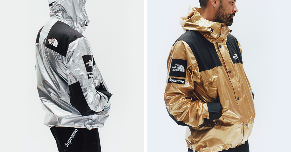 c47f1ee0fc La nouvelle collection Supreme x The North Face sort cette semaine - Views