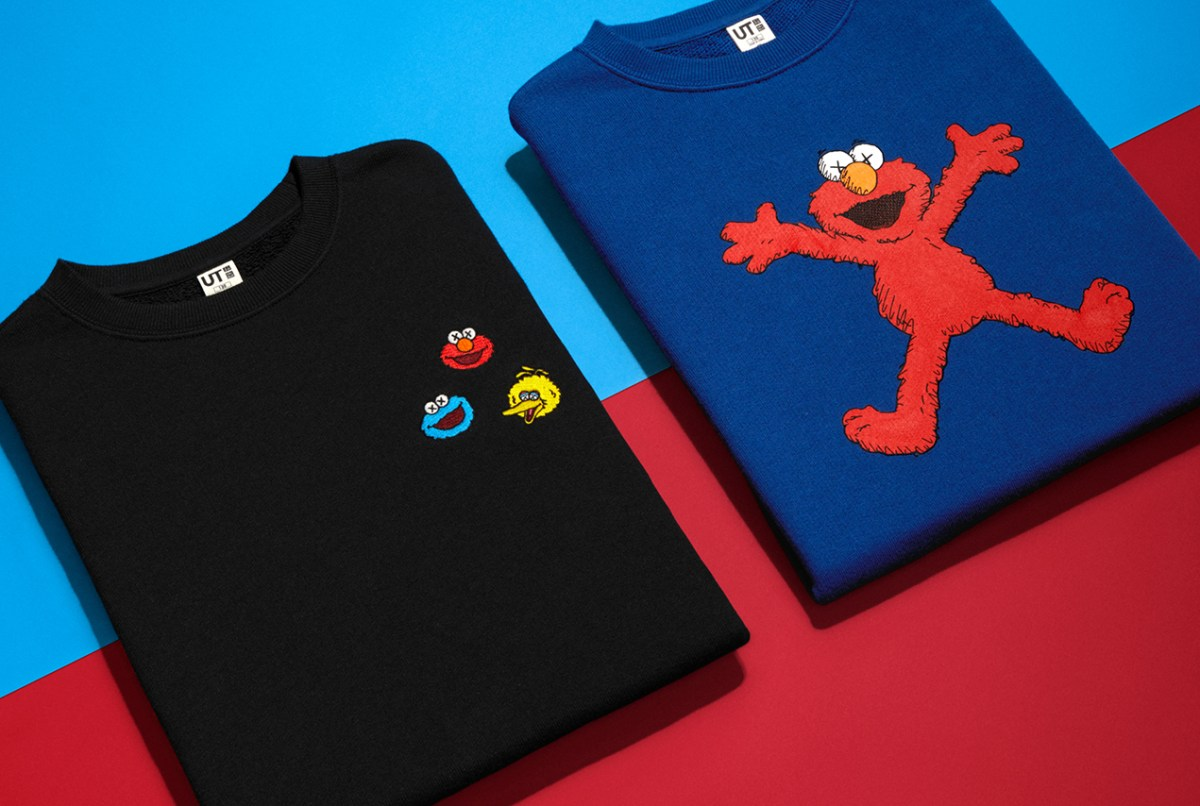 uniqlo-kaws-sesame-street-second-collection-04