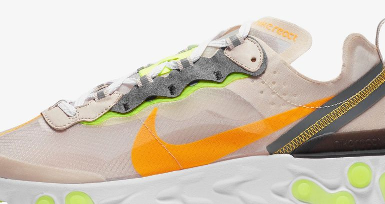 472b951de7ac7 La Nike React Element 87 s offre deux nouveaux coloris - Views