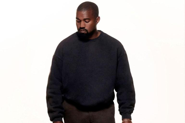 Kanye West maisons de disques
