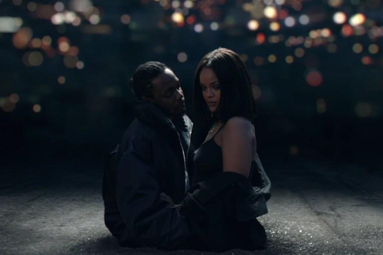 Kendrick Lamar Rihanna