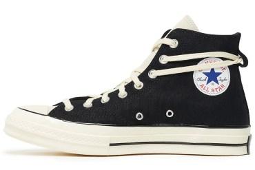 converse fear of god sneaker