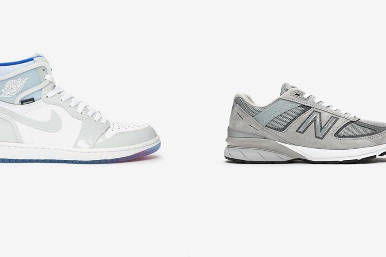 sélections sneakers printemps