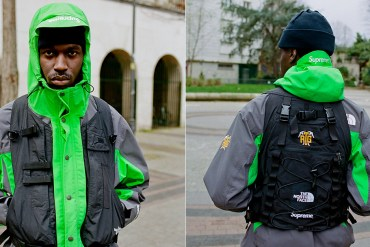 supreme the north face collection collaboration tnf