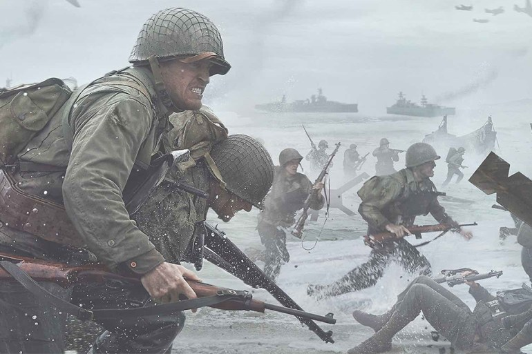 call of duty wwii gratuit ps4