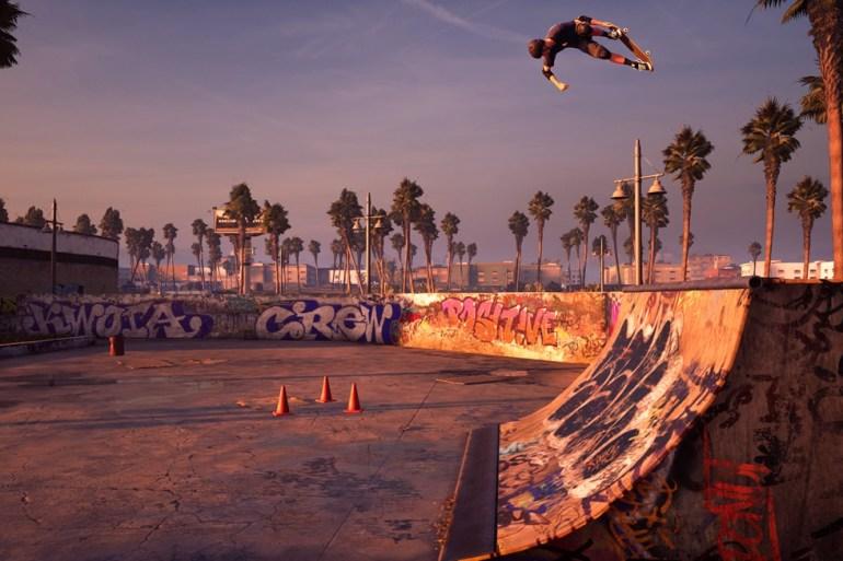 tony hawk pro skater ps4 xbox one remaster