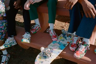 vans kenzo collaboration collection