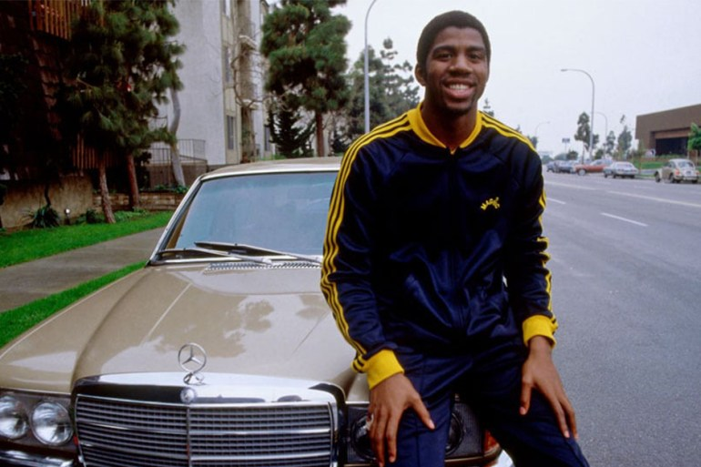 magic johnson nba documentaire lakers