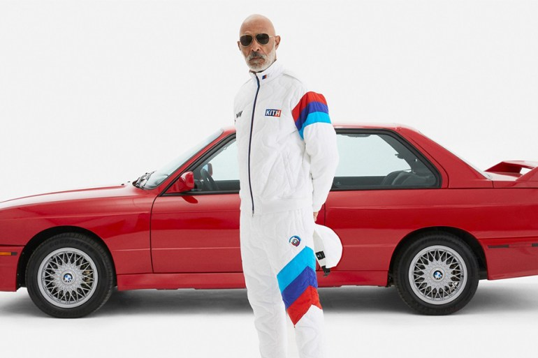 Kith BMW Collaboration Collection