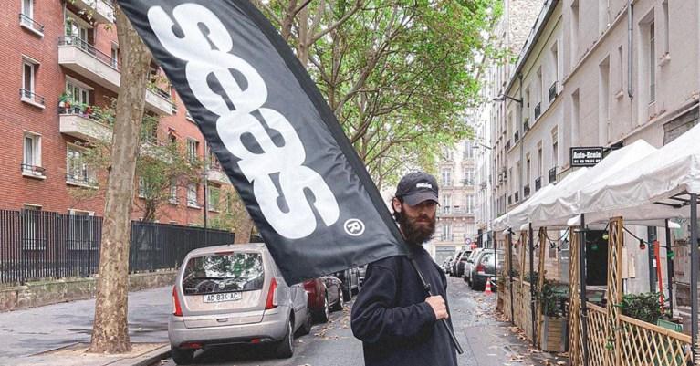 seas pop-up store paris collection marque