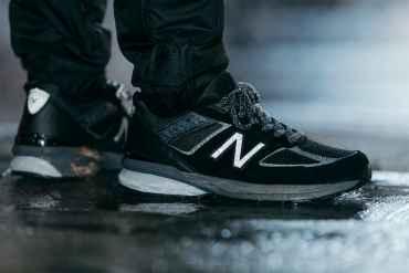 sneakers noires hiver
