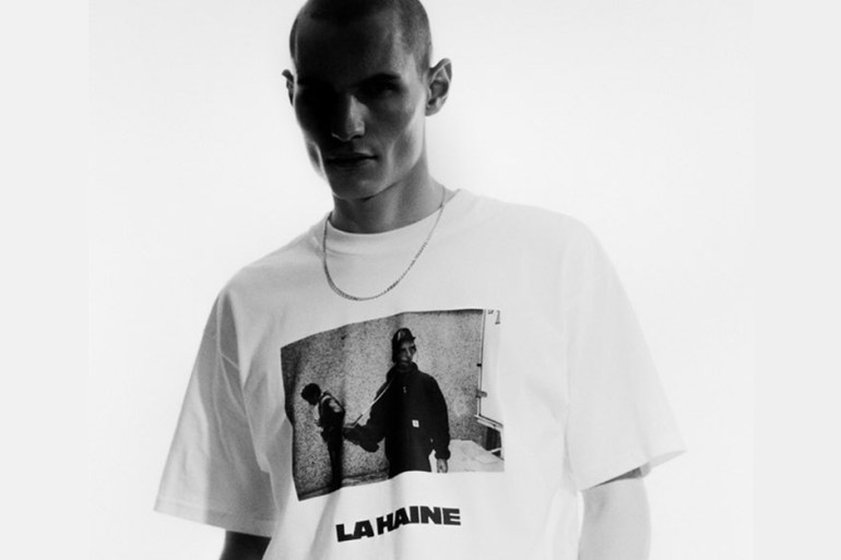 La Haine Carhartt collection