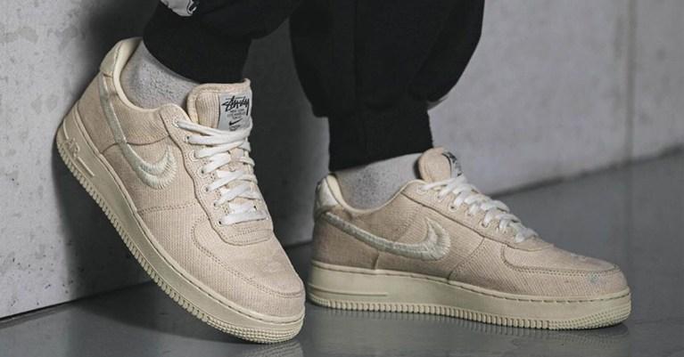 Stüssy Nike Air Force 1 sneakers