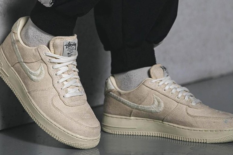 Stüssy Nike Air Force 1 sneakers
