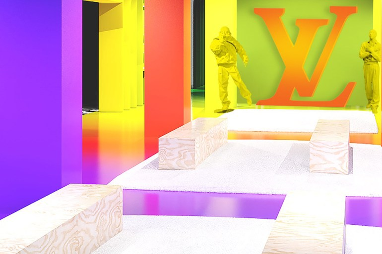 louis vuitton pop-up store virgil abloh paris