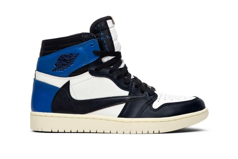 travis scott cactus jack air jordan 1 fragment design