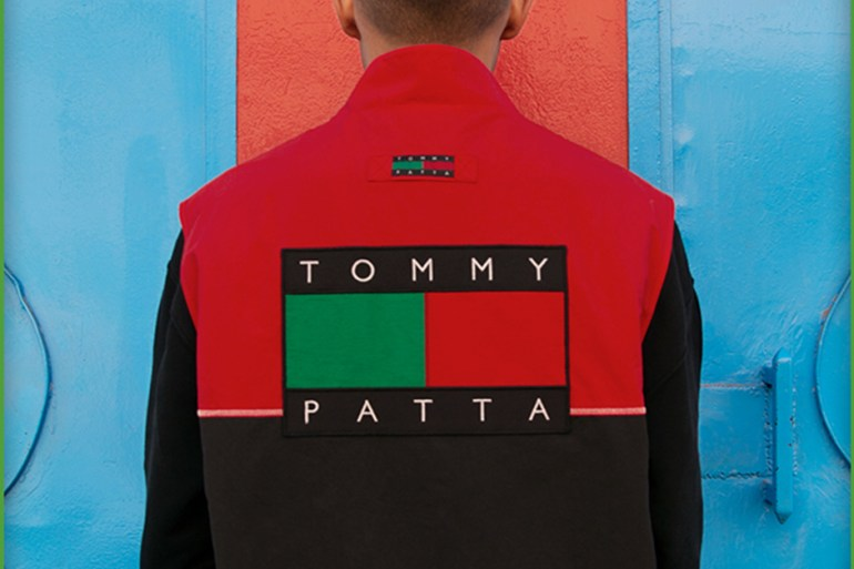 tommy hilfinger patta collection collaboration