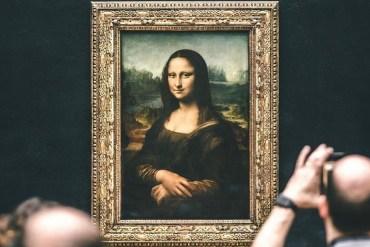 la joconde tableau peinture art copie hekking