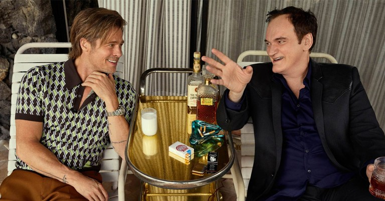 quentin tarantino roman pièce de théâtre minisérie once upon a time in hollywood