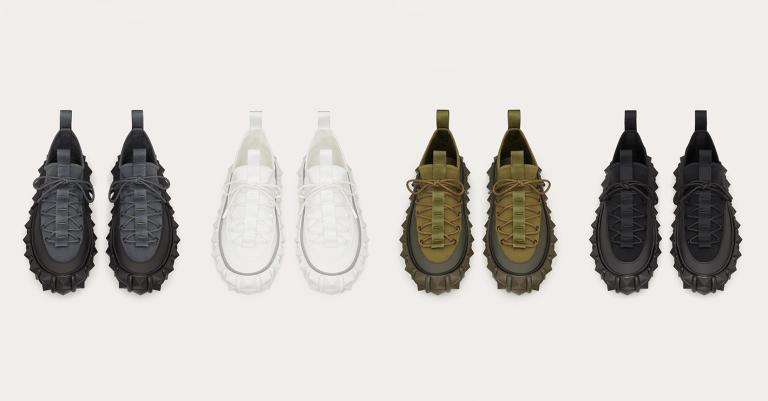 craig green valentino sneakers