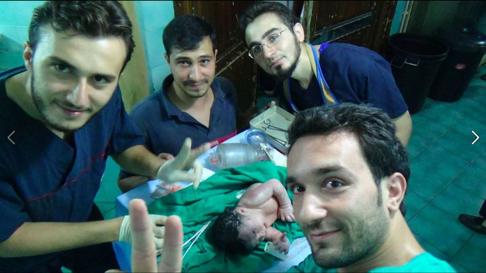 How you can help to train the doctors of Syria