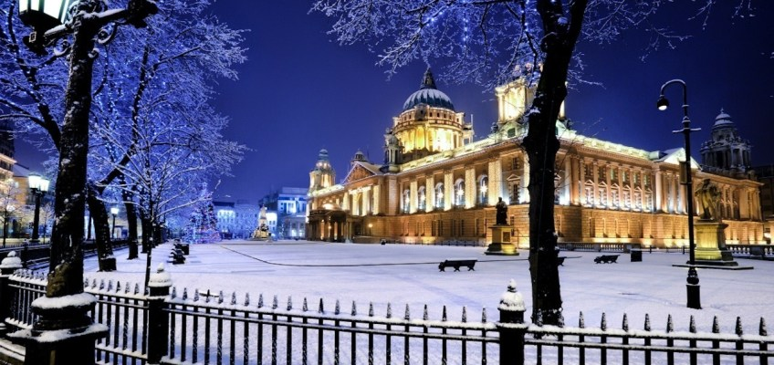 Five Christmassy Things to do in Belfast city