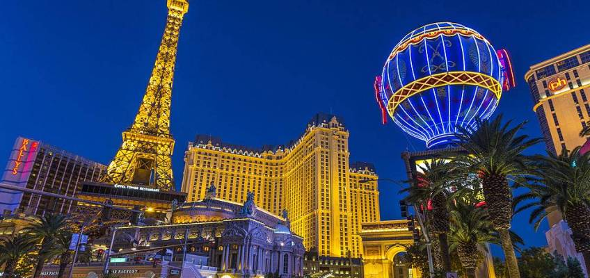 The Las Vegas Travel Guide for the English Visitor