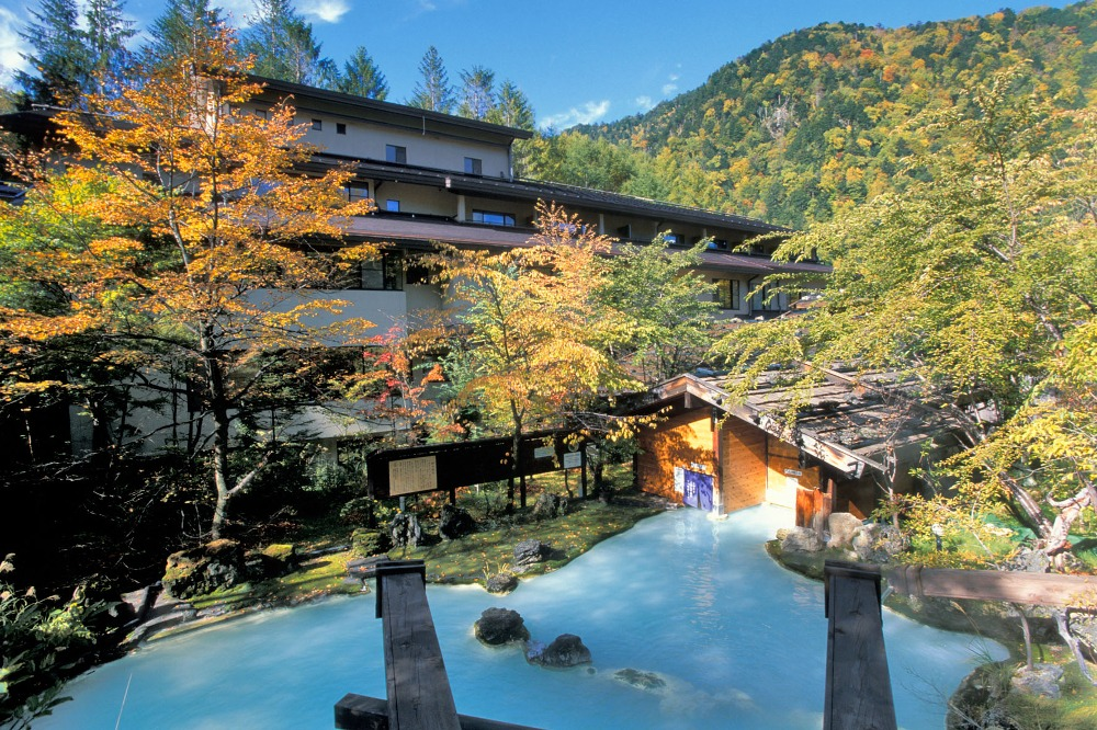 Recreating the Japanese Hot Spring Experience