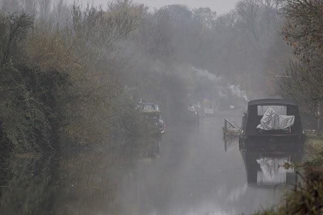 Mist on the Canal