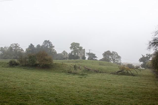 Misty Church