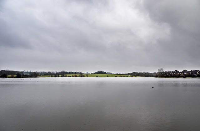 Milton Keynes Three Lake Walk - Furzton Lake
