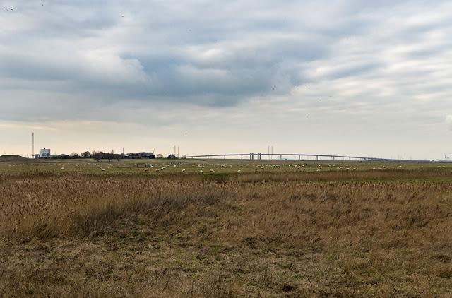 Views to Road Bridge