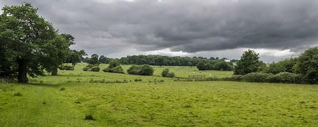 Buckinghamshire Country side (towards Whaddon)