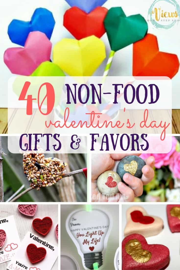 40 Non Food Valentines For Kids To Give Views From A