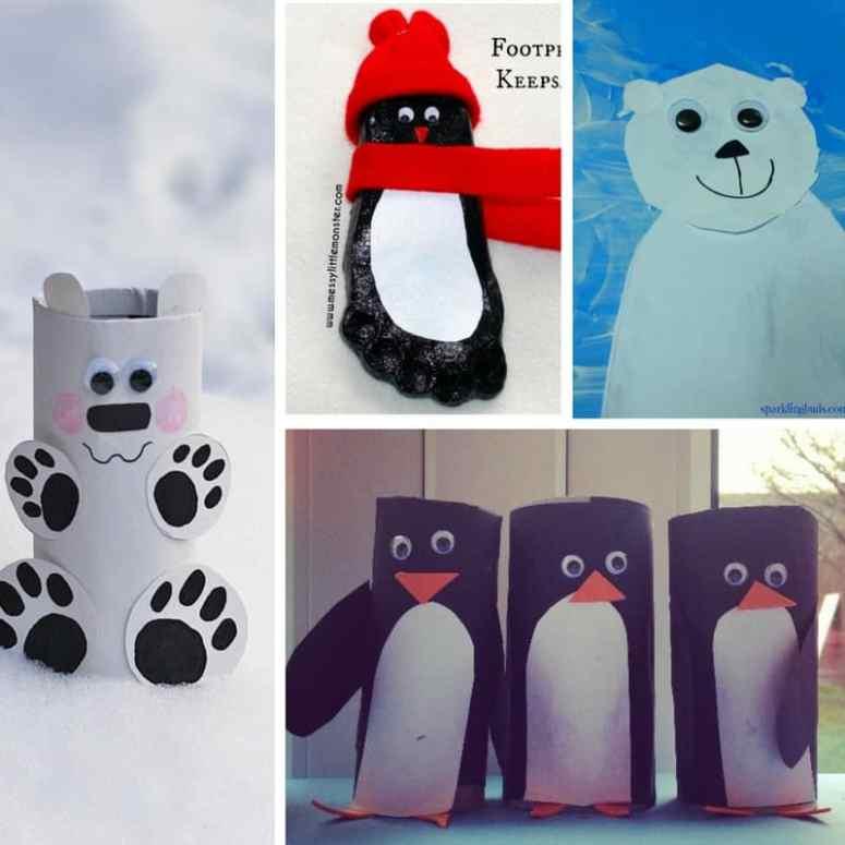 Bear Hibernation Crafts For Preschoolers