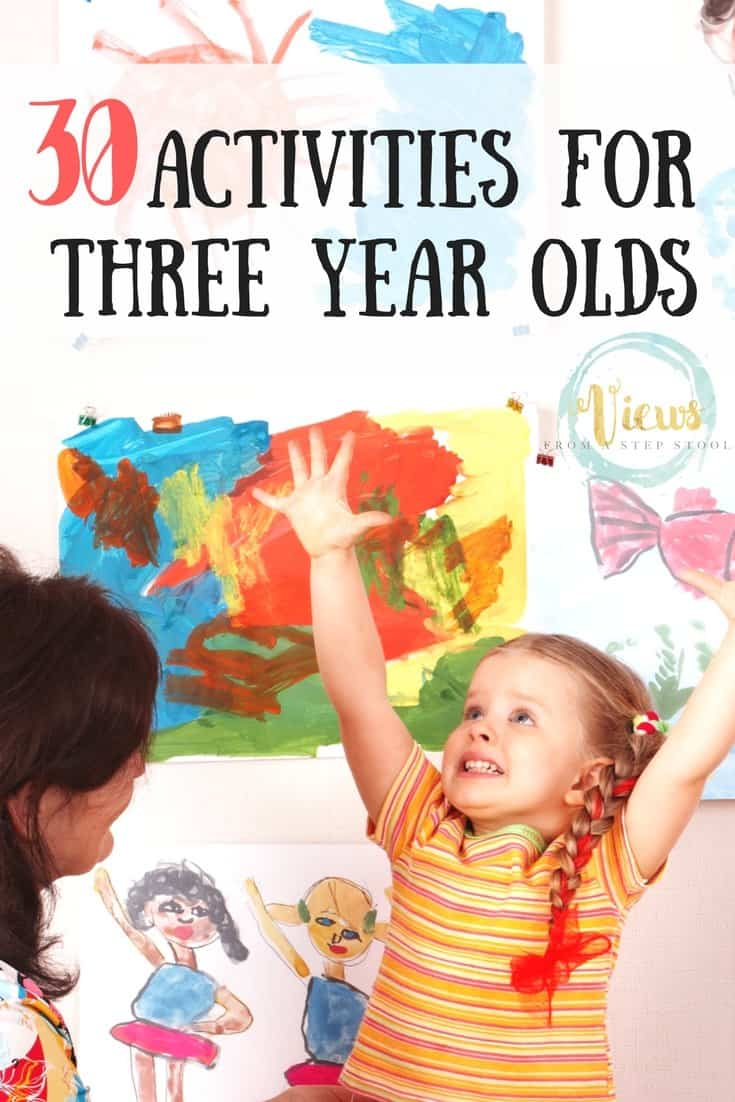 arts and crafts ideas for 3 year olds activities for 3 year olds views from a step stool 8176
