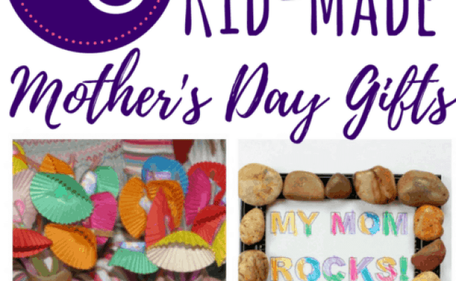 15 Homemade Mother S Day Gift That Kids Can Make