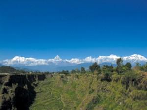 Pokhara, Nepal. (Photo by  Robin Marston, via Nepali Times)