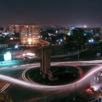 Downtown Kinshasa, DRC. (Photo by Tom)